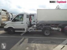 Camión MAN TGE 5.180 4X2 SB volquete usado