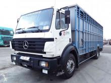 Camion bétaillère bovins Mercedes SK 1824