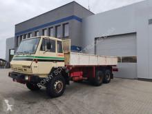Camião Steyr Andere 1491 6x6 SHD estrado / caixa aberta usado