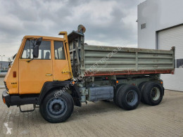 Steyr three-way side tipper truck Andere 1491 MAN 6x4 SHD