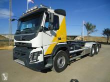 Camión Gancho portacontenedor Volvo FMX 420