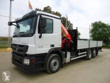 Mercedes flatbed truck Actros