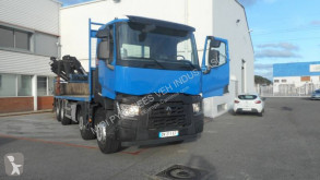 Camion plateau standard Renault Gamme C 430.32 DTI 11