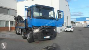Camión caja abierta estándar Renault Gamme C 430.32 DTI 11