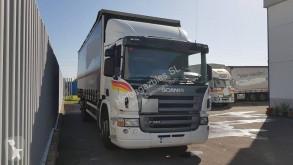 Camión tautliner (lonas correderas) Scania P 340