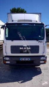 Camión furgón caja polyfond MAN TGL 12.240