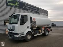 Camión Renault Midlum 240 DXI cisterna hidrocarburos usado