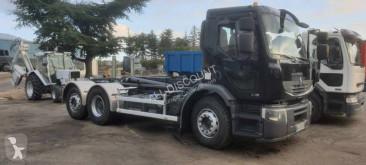 Camion polybenne Renault Premium 310.26
