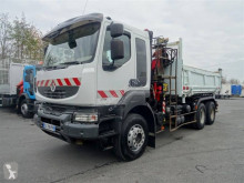 Camión volquete volquete bilateral Renault Kerax 370.26 DXI
