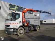Camion Renault Premium 400 trasporto tronchi usato