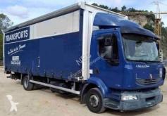 Camión lonas deslizantes (PLFD) Renault Midlum 220.12 DXI