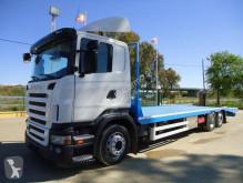 Camión portamáquinas Scania R