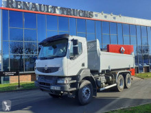 Renault two-way side tipper truck Kerax 410.26