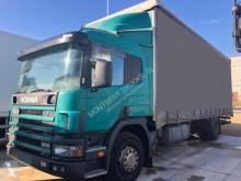 Camión tautliner (lonas correderas) Scania D 94D300