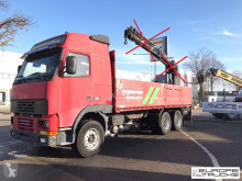 Camion plateau Volvo FH12 380