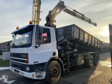 DAF 75 ATI 300 truck used three-way side tipper