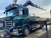Scania flatbed truck R 480
