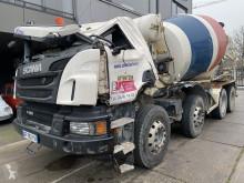 Camião betão betoneira / Misturador Scania P 450
