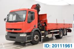 Ciężarówka platforma Renault Premium 340