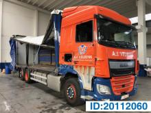 Camión lonas deslizantes (PLFD) DAF XF 460