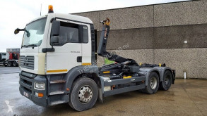 MAN TGA 26.360 truck used hook arm system