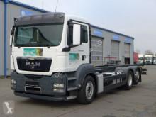 Camion châssis MAN TGS TGS 26.360*Euro 5*Lift/Lenkachse*Klima*TÜV*6x