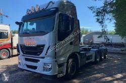 Gancho portacontenedor Iveco Stralis AS 560 S46 8x4 (DAF-MAN)