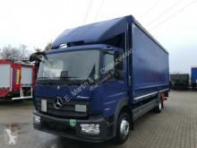 Camion savoyarde Mercedes Atego Atego 1224 Plane Euro 6 Safetypaket