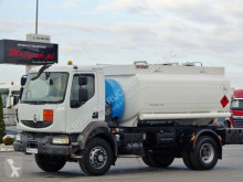 Camion Renault MIDLUM 280 / 4X4 / FUEL TANK TRUCK - 11800 L/ citerne occasion