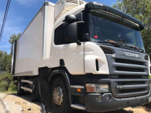 Scania P 270 truck used multi temperature refrigerated