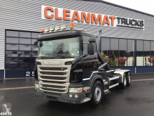 Scania G 480 truck used hook arm system