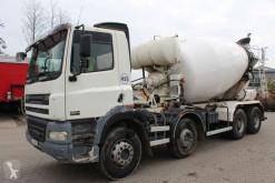 Teherautó DAF CF 85 430 8x4 használt betonkeverő beton