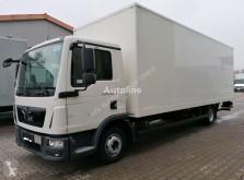 Camión MAN TGL TGL 12.250 Koffer 4x2 3-Sitzer LBW furgón usado