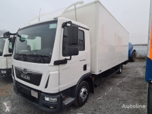 Camión MAN TGL TGL 12.250 Koffer 3-Sitzer 4x2 LBW AHK Klima furgón usado