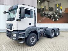 Camion polybenne MAN TGS 26.400 6x6H BL 26.400 6x6H BL, HydroDrive
