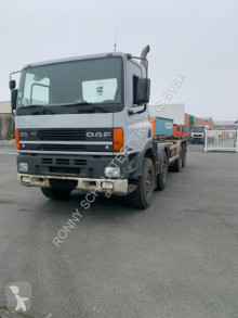 DAF 85 360 8x4 SHD truck used hook arm system