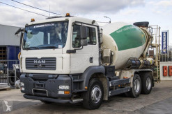 MAN TGA 26.320 truck used concrete mixer