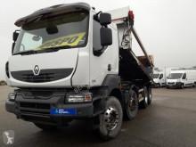 Camion bi-benne Renault Kerax 430 8X4 BIBENNE