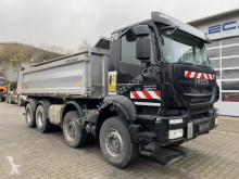 Iveco Trakker 450 8x4 Euro 6 Dreiseitenkipper Meiller truck used three-way side tipper