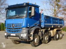 Camión volquete Mercedes Arocs 4145 8x6 EURO6 DSK Mit Bordmatik