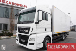 MAN TGX 24.440 truck used mono temperature refrigerated