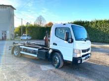 Mitsubishi hook arm system truck FUSO 7 C 18 SCARRABILE BALESTRATO ANTERIORE E POST