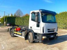Iveco hook lift truck 120 E 25 SCARRABILE BALESTRATO ANTERIORE E PNEUMA