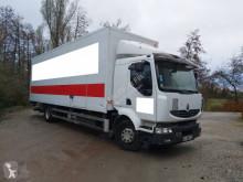 Teherautó Renault Midlum 300.16 használt költöztetés furgon