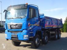 Camión MAN TGS 35.440 8x8 EURO5 DSK Mit Bordmatik TOP! volquete usado