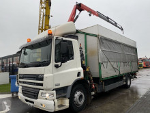 DAF CF75 truck used box