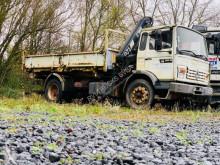 Vrachtwagen tweezijdige kipper Renault Midliner 200