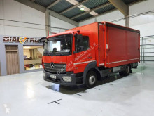 Camion Mercedes Atego 1218 obloane laterale suple culisante (plsc) second-hand