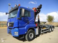 Camion plateau MAN TGS 26.440