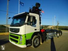 Camión caja abierta Volvo FM 370